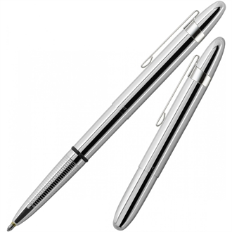 Fisher Space Pen Classic Chrome med clip